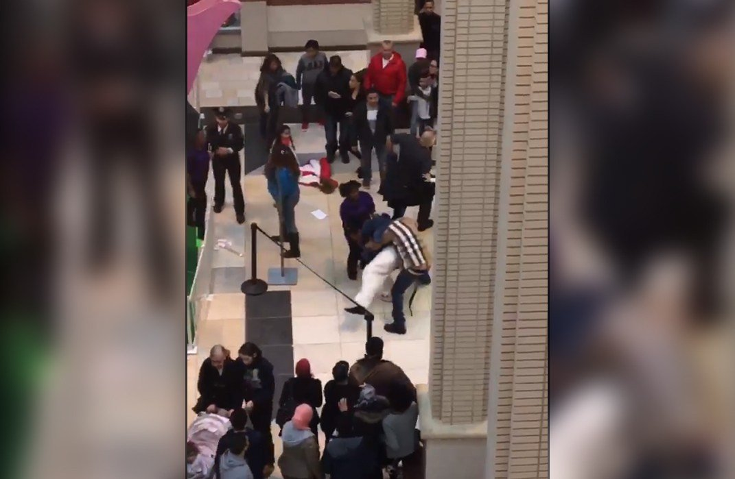 Easter Bunny involved in brawl at Newport Mall in Jersey City