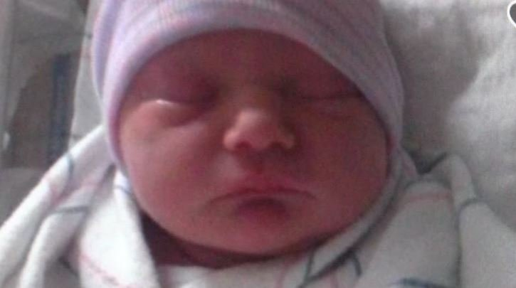 Photo of infant courtesy of YourCentralValley.com