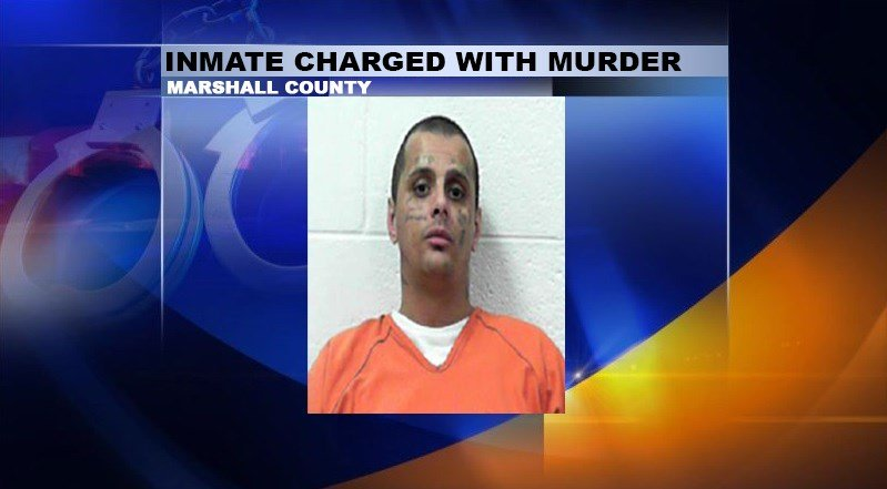 West Virginia jail inmate charged with killing cellmate