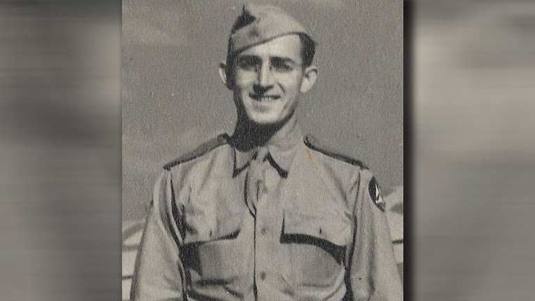 """Army Private, Eugene J. """"Gene"""" Appleby (Photo courtesy Miller Funeral Home)"""