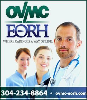 Ohio Valley Medical Center  - Sponsorship header