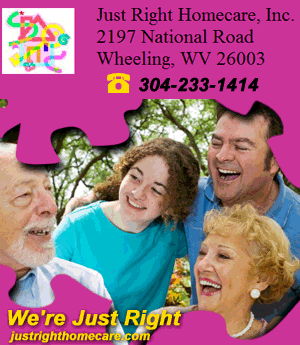 Just Right Home Care - Sponsorship Header