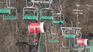 Ski officials are working to fix the problem