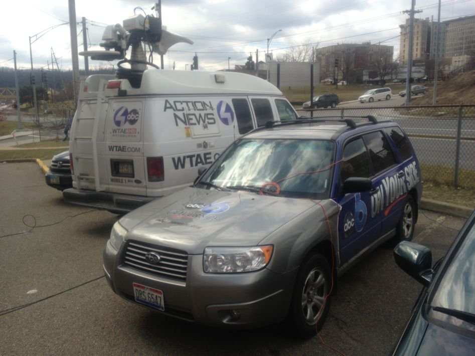National media have converged on Steubenville.
