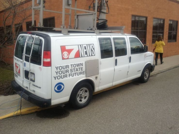 WTRF is live at the Steubenville rape trial Saturday.