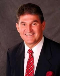 U.S. Senator Joe Manchin (D-W.Va.)