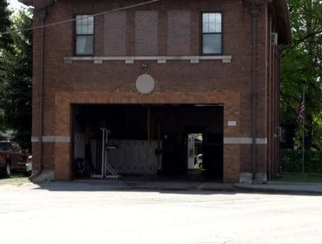 Pleasant Heights Fire Station has officially been closed