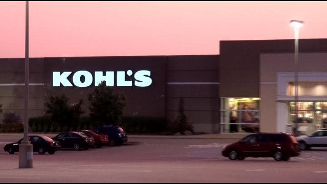 The incident occurred at Kohl's at The Highlands.