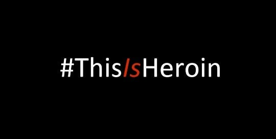 Students from local high schools created a public service announcement to raise awareness for negative heroin effects.