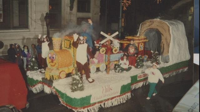 Throwback Thursday: Wheeling Christmas Parade - Beckley, Bluefield ...
