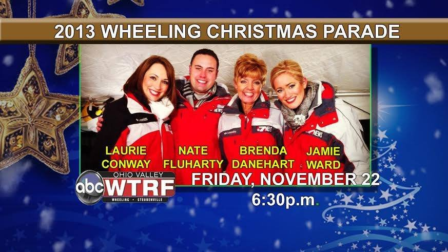 Annual Wheeling Christmas Parade Friday Night - WTRF 7 News Sports ...
