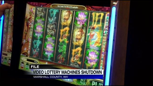 ohio lottery machine