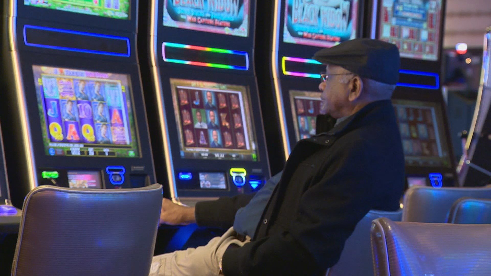 Gambling addiction west virginia