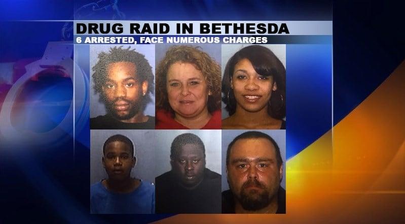 County drug task force ohio